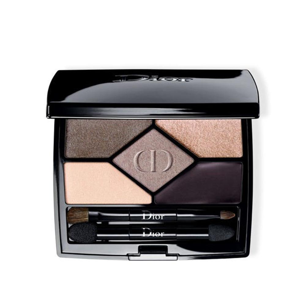 Sombras de ojos de Dior.