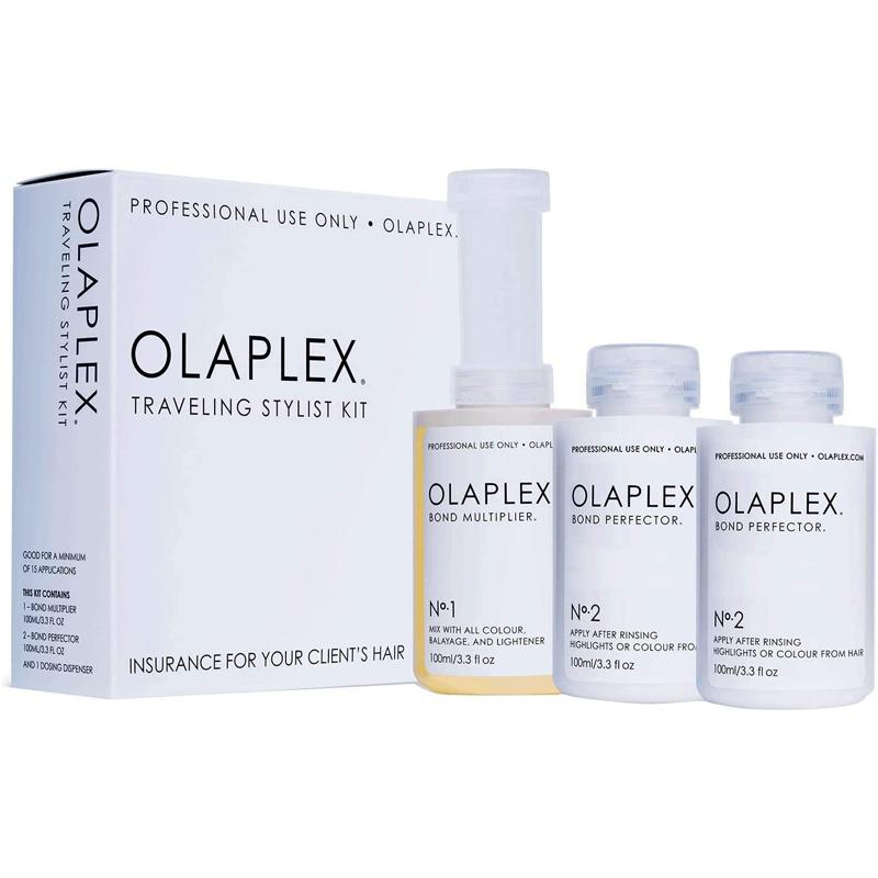 Kit Olaplex Nº1, Nº2 y Nº3, el tratamiento capilar para una melena...