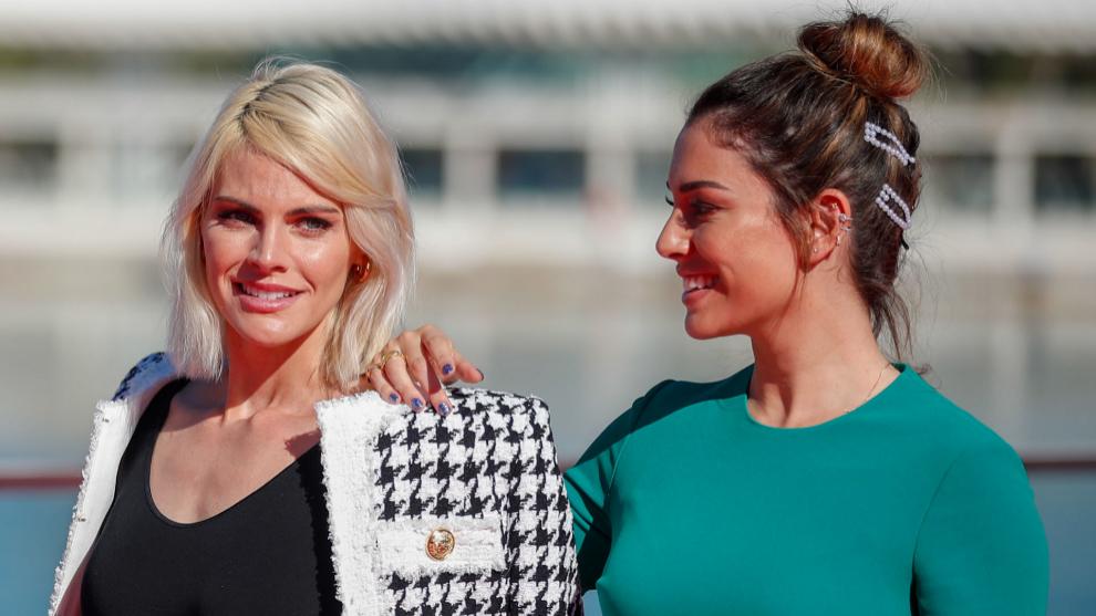 Amaia Salamanca y Blanca Suárez son algunas de las famosas que han...