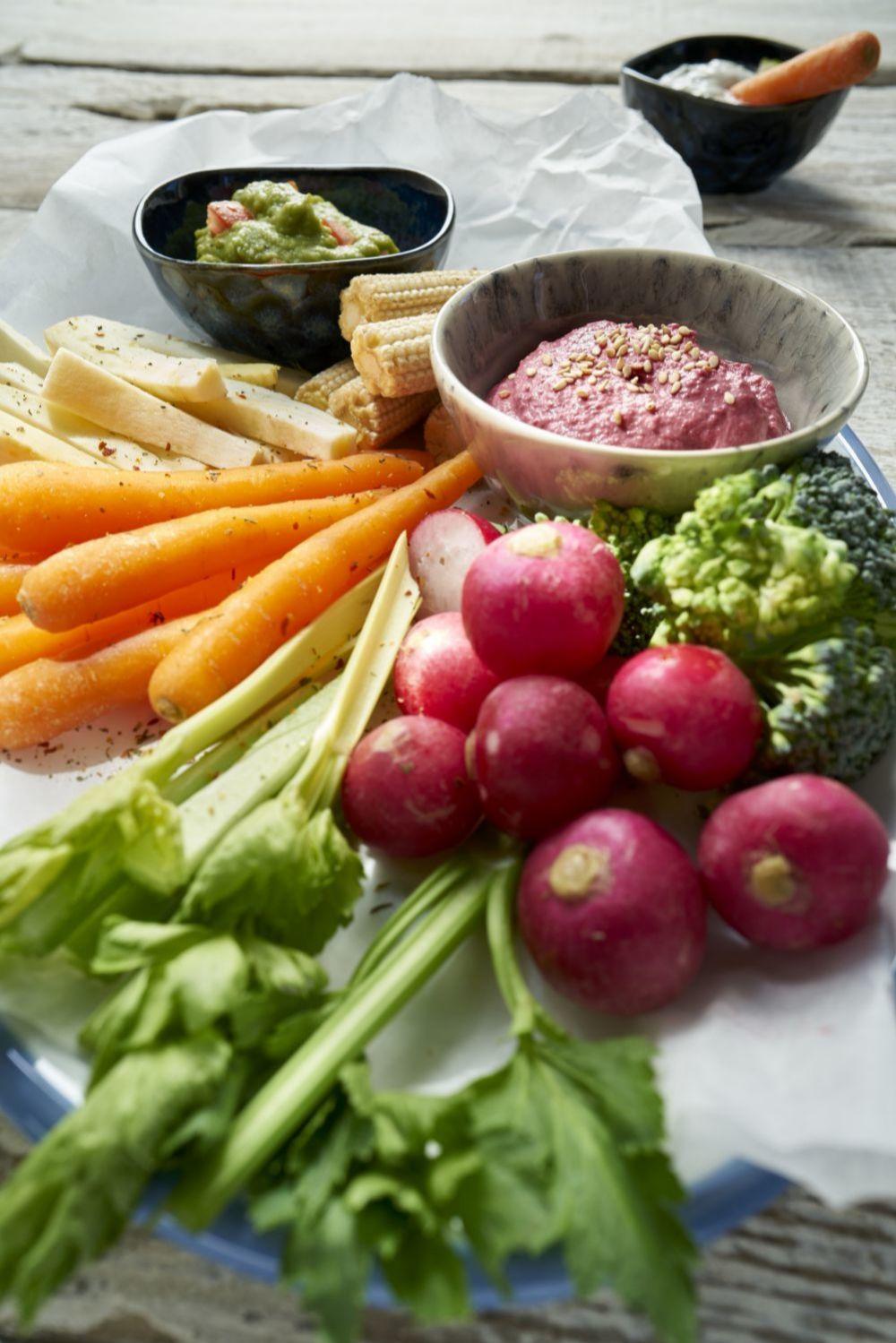 """De estos alimentos saludables sí podemos comer """"sin moderación""""."""