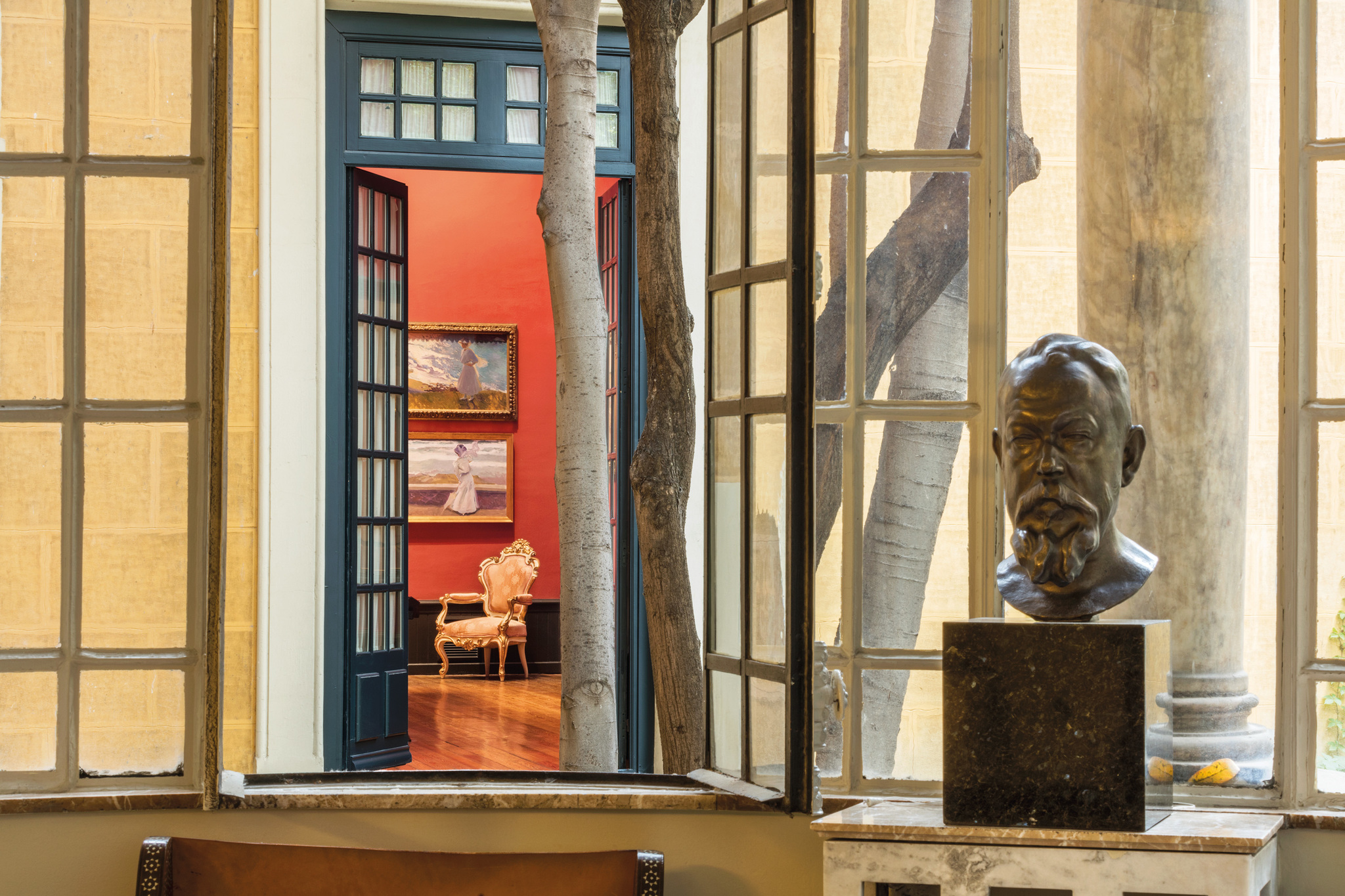 Lluis Casals, fotografías. Exposición temporal en la Casa Sorolla.