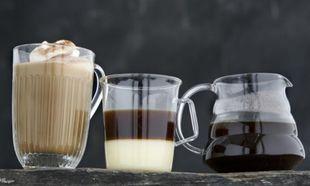 Una de las variantes del café con hielo es el café tonic.
