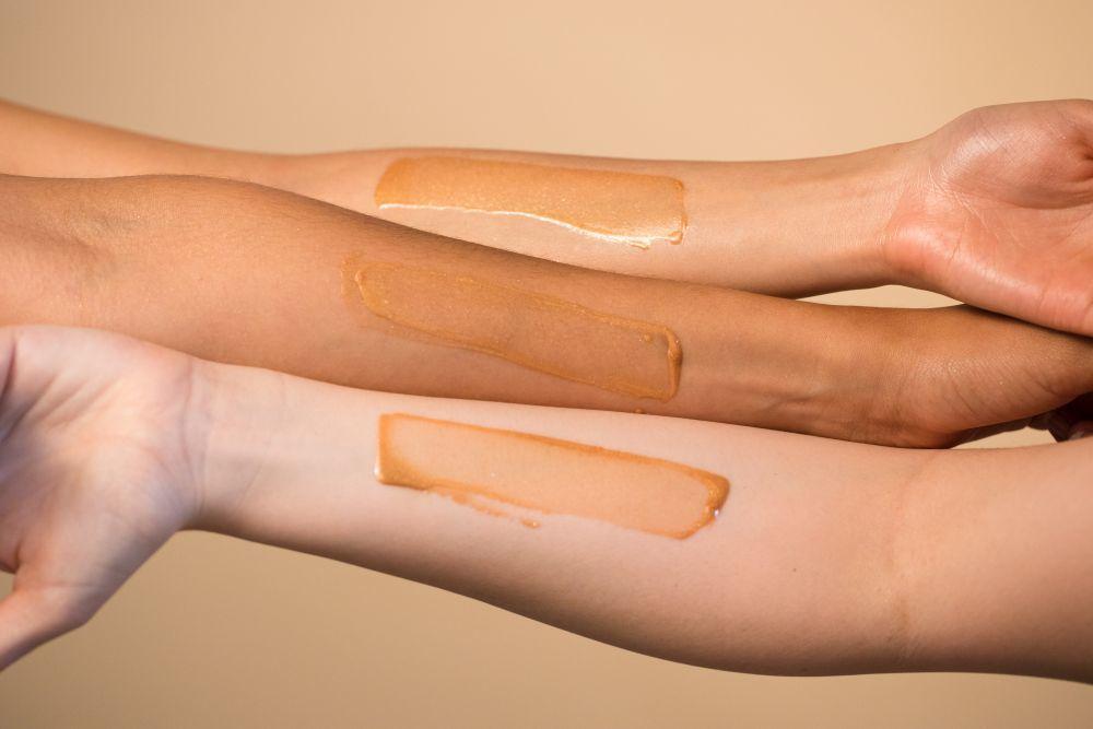 El Glow Edition Body Oil contiene micas sostenibles libres de...
