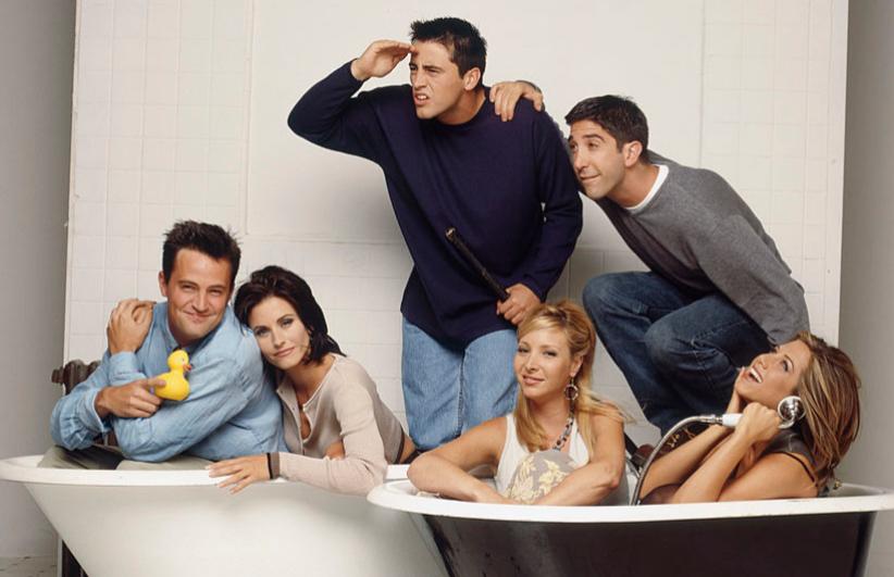 El reparto al completo de Friends se reunirá para un reencuentro muy...