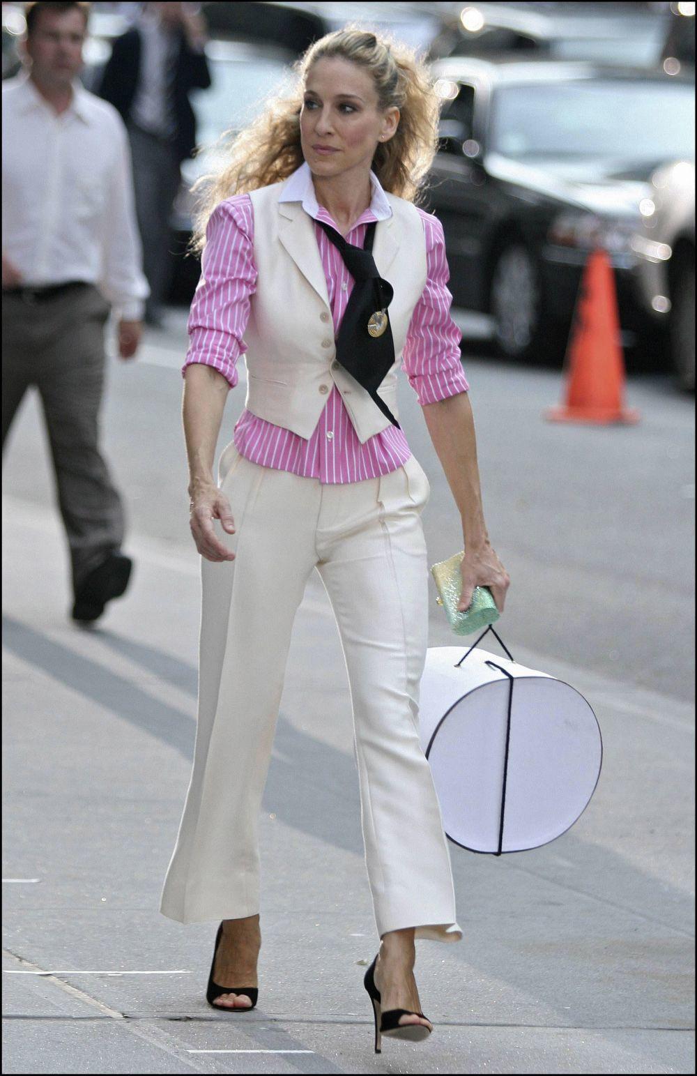 Te puede interesar: La guía de estilo de Carrie Bradshaw, el personaje que nos sigue fascinando