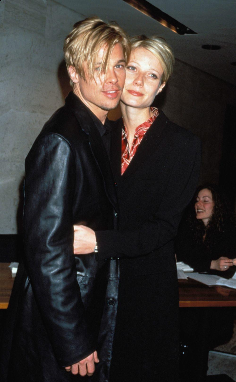 Brad Pitt e incluso Gwyneth Paltrow llevaron este mismo pixie XL en los años 90.