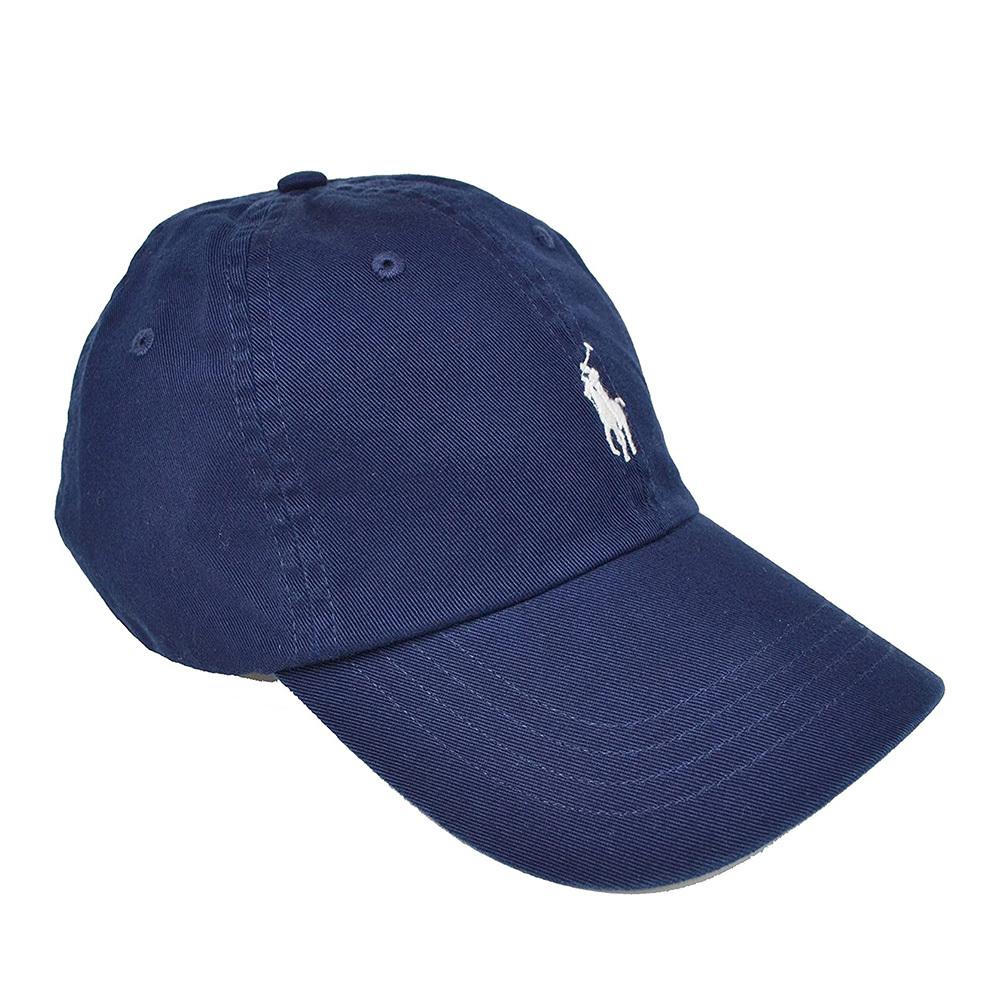 Gorra de Ralph Lauren.