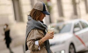 Tamara Falcó con gorra.