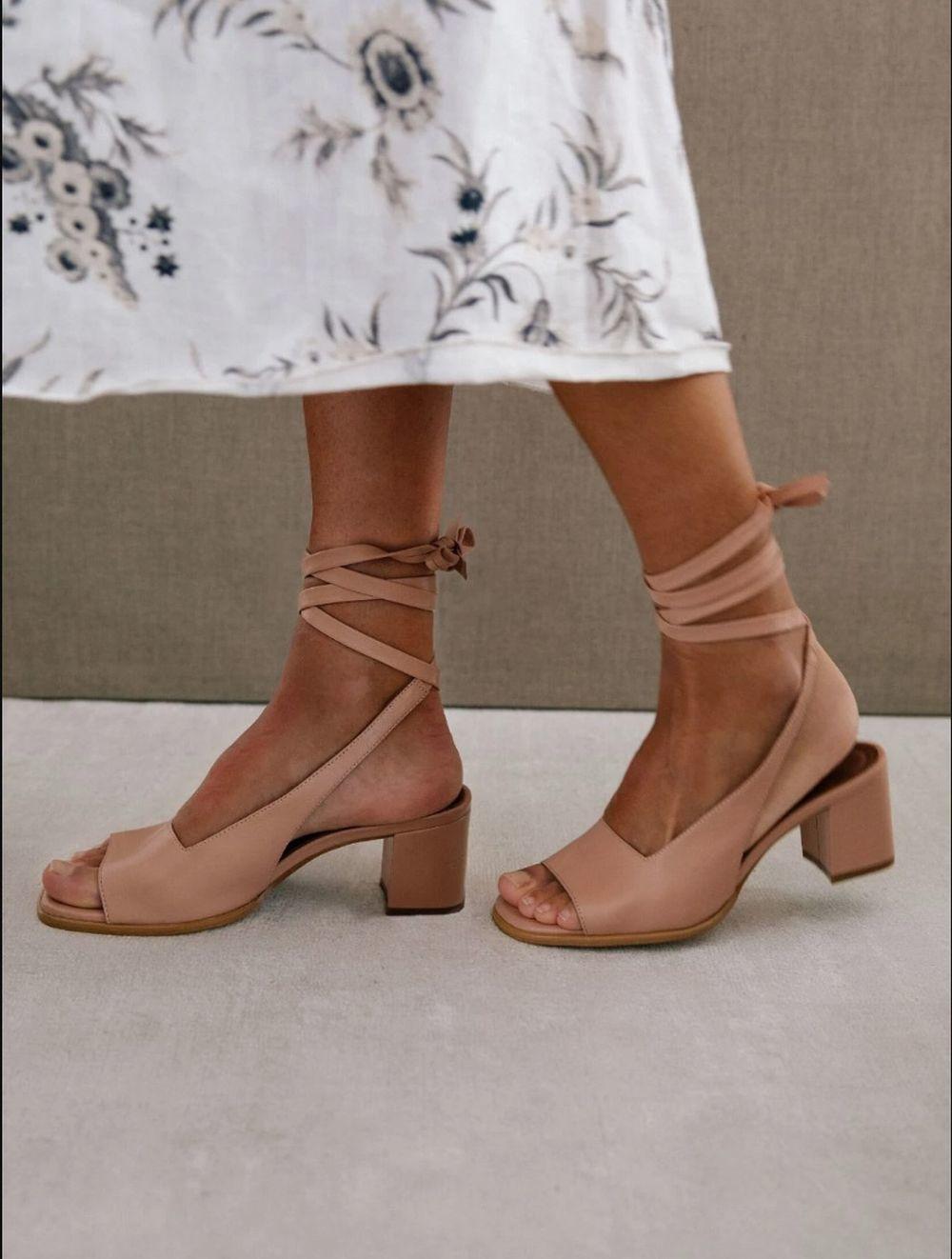 Sandalia de Alohas.