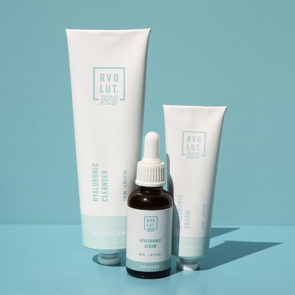 Hydrate & Glow de Rvolut NEO está formulada para cuidar las pieles secas y mixtas.