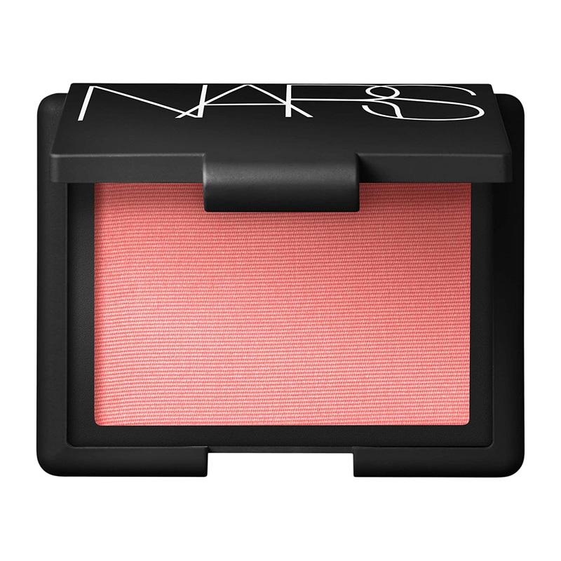 El colorete de Nars que usa Nuria Roca para un maquillaje natural.
