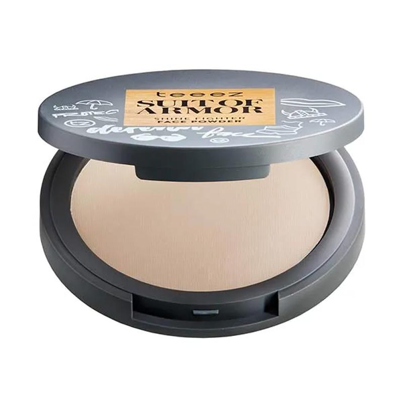 Los polvos de maquillaje que usa Nuria Roca para un maquillaje natural y perfecto.