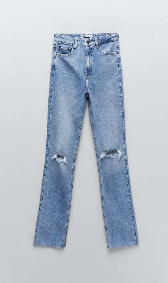Jeans de Zara.