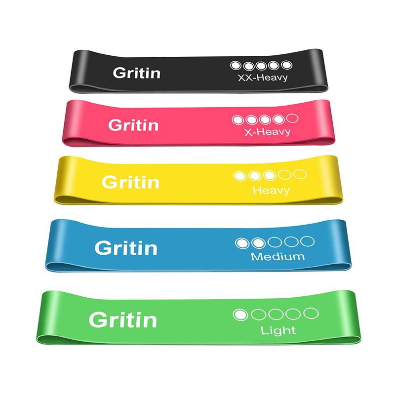 Bandas elásticas de Gritin