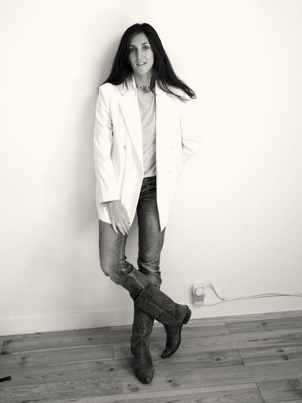 La estilista de TELVA Cristina García Vivanco.