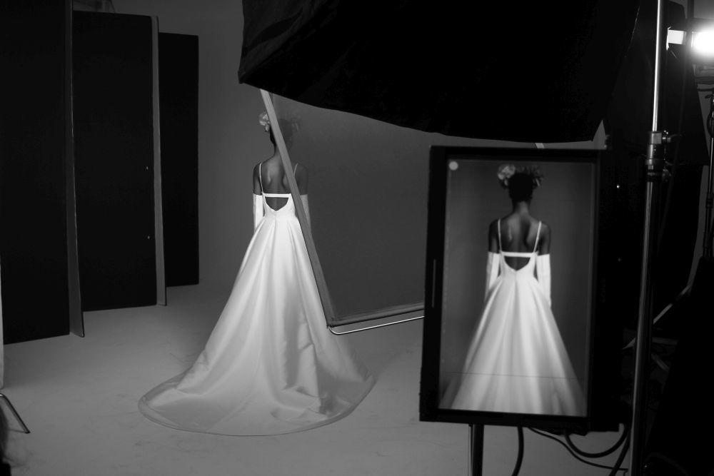 Vestido de novia de la colección Vera Wang Bride.