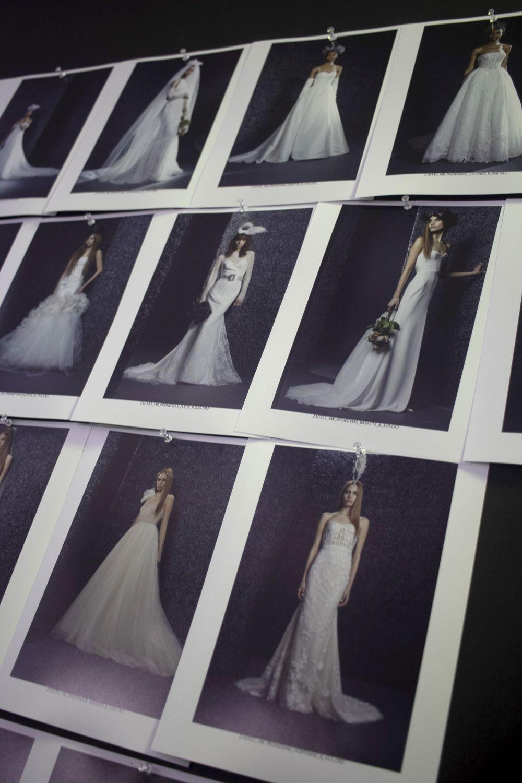 Vestidos de novia de la colección Vera Wang Bride.