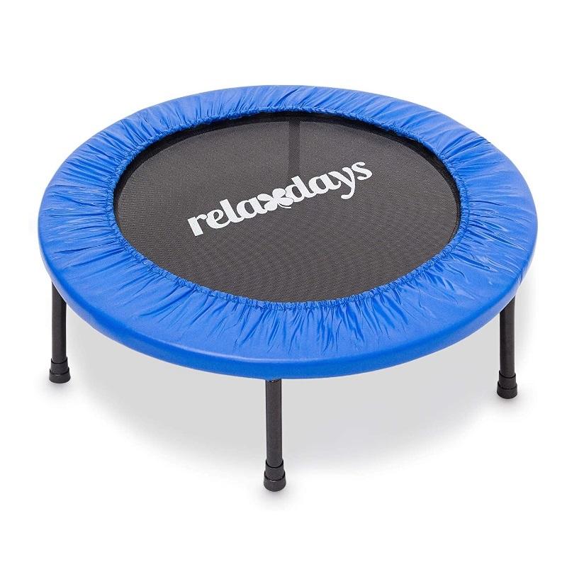 Mini trampolín de Relaxdays
