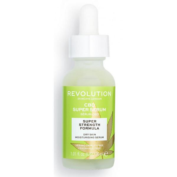 Super Sérum hidratante de CBD de Revolution Skincare