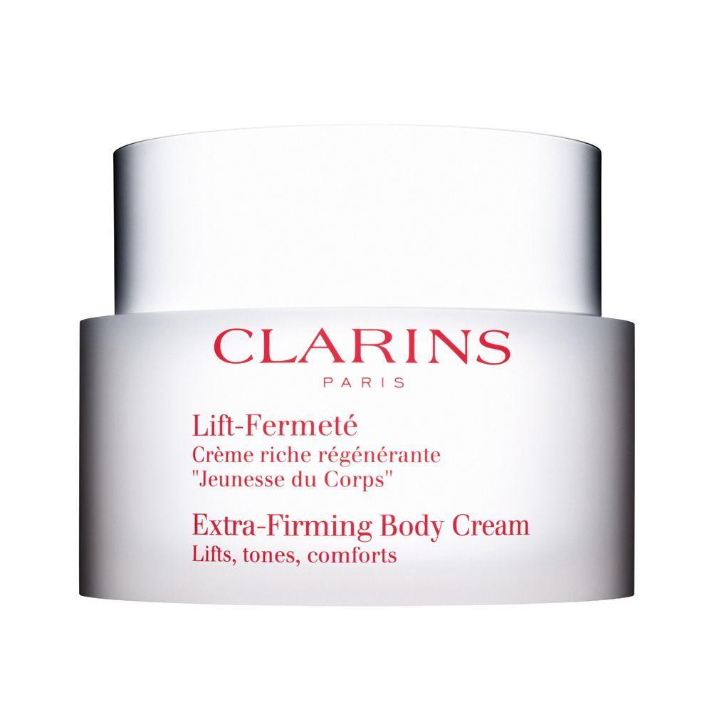 Crema corporal Elasticidad y Firmeza de Clarins.