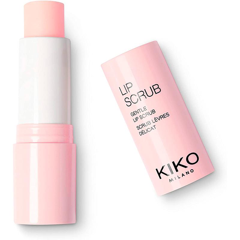 Exfoliante de labios de Kiko Milano