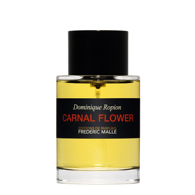 CARNAL FLOWER by Dominique Ropion Editions de Parfums Frédéric Malle.