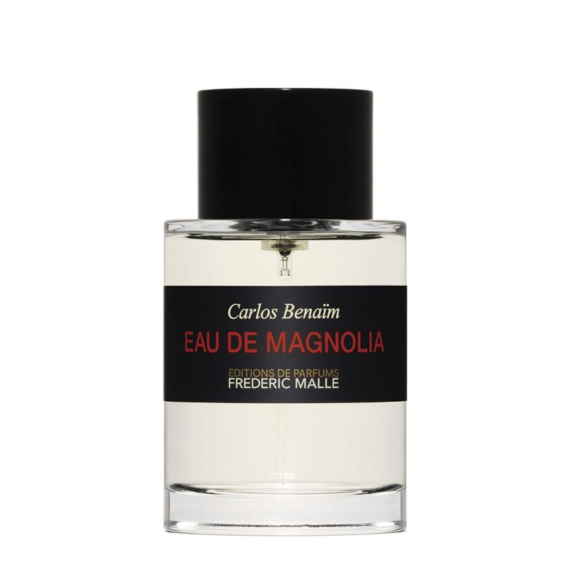 EAU DE MAGNOLIA by Carlos Benaïm Editions de Parfums Frédéric Malle.
