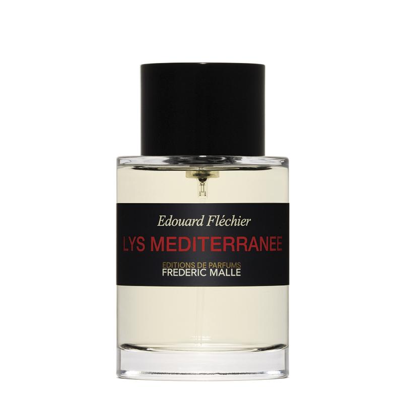 LYS MEDITERRANEE by Edouard Fléchier Editions de Parfums Frédéric Malle.