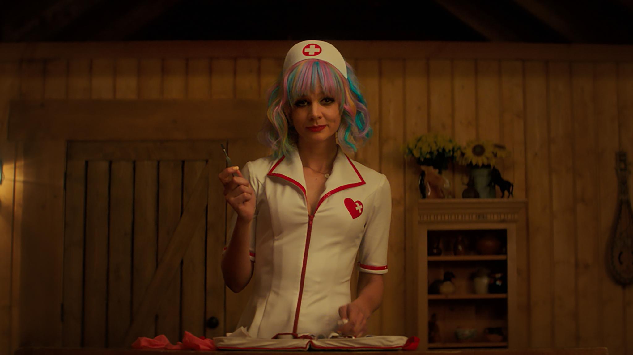 Carey Mulligan interpreta a Cassie, una joven que busca vengarse de los hombres.