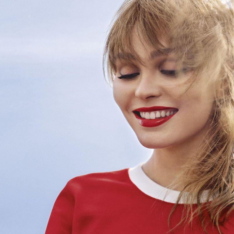 Labial Rouge Coco Bloom de Chanel