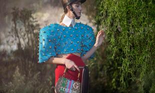 Todos los looks del desfile por los 100 años de Gucci