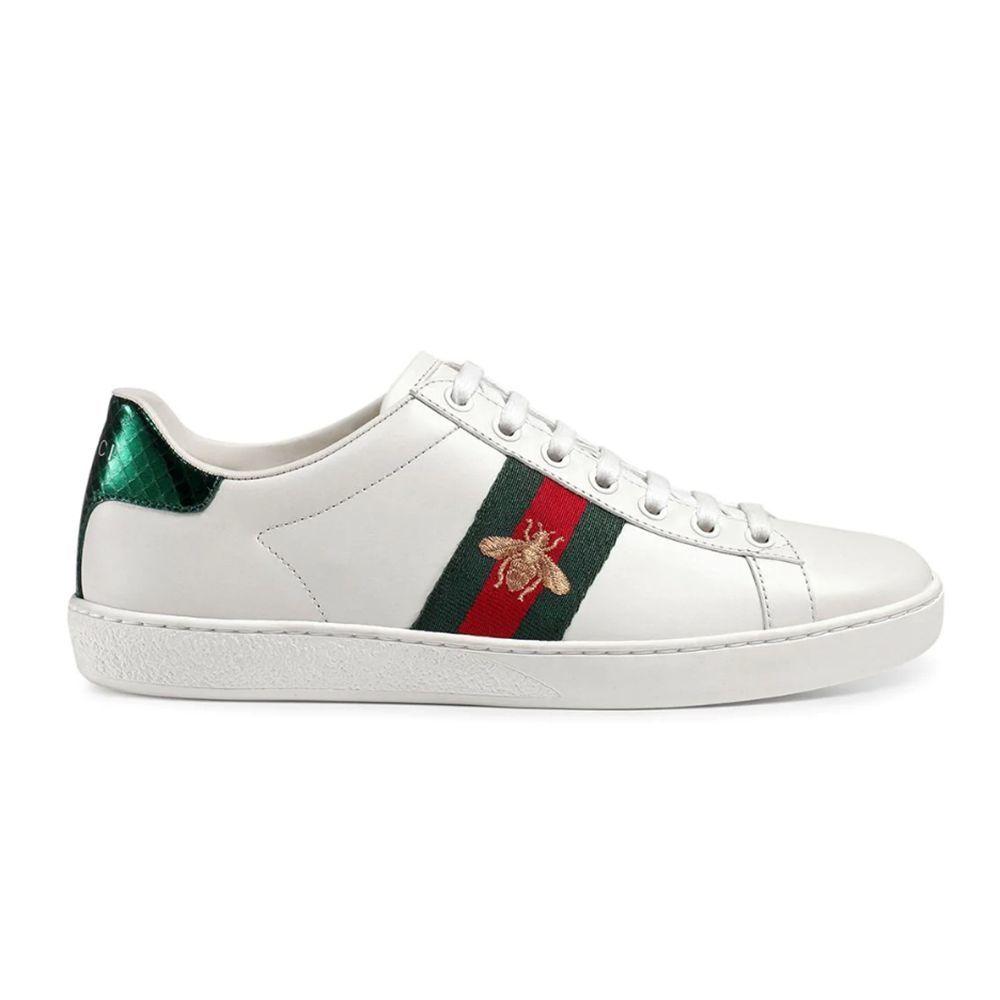 Zapatillas bajas Ace de Gucci.
