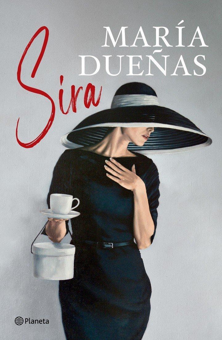 """""""Sira"""" es la nueva novela de María Dueñas, que continúa la historia de """"El tiempo entre costuras""""."""