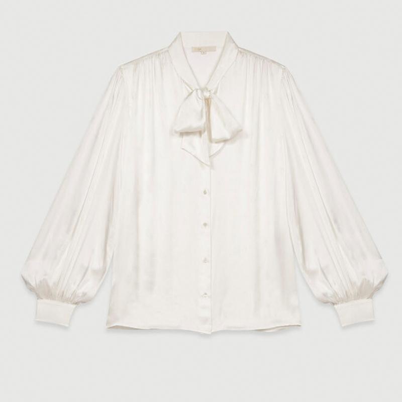 Camisa de raso