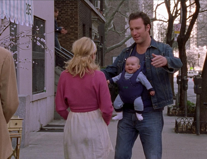 """John Corbertt interpreta a Aiden Shaw en """"Sexo en Nueva York"""", y lo hará también en el retorno, """"And just like that...""""."""