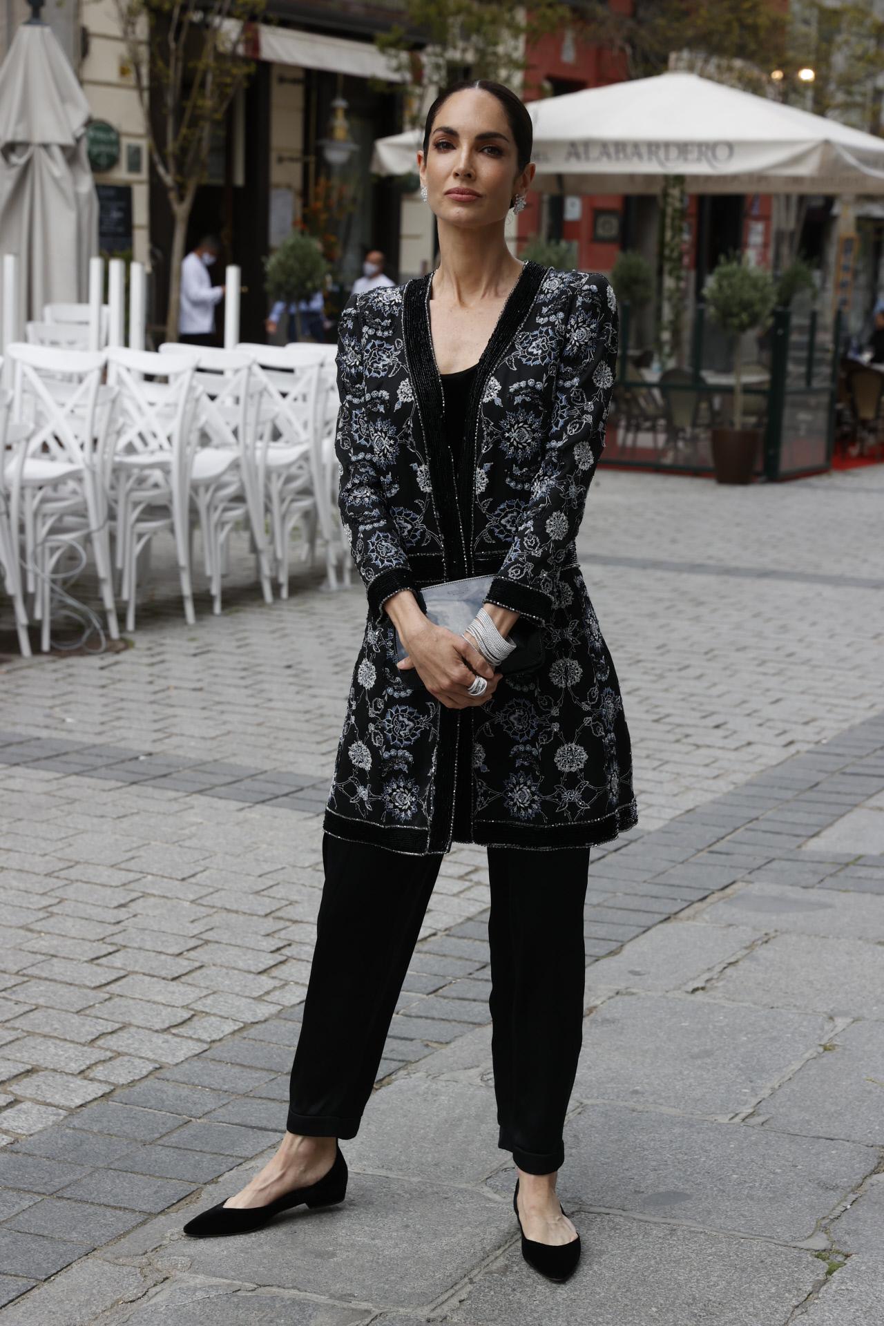 Eugenia Silva.