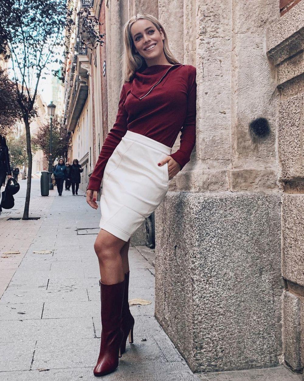 Alejandra Onieva con look de Karigam.