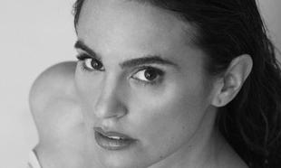 La actriz Verónica Echegui