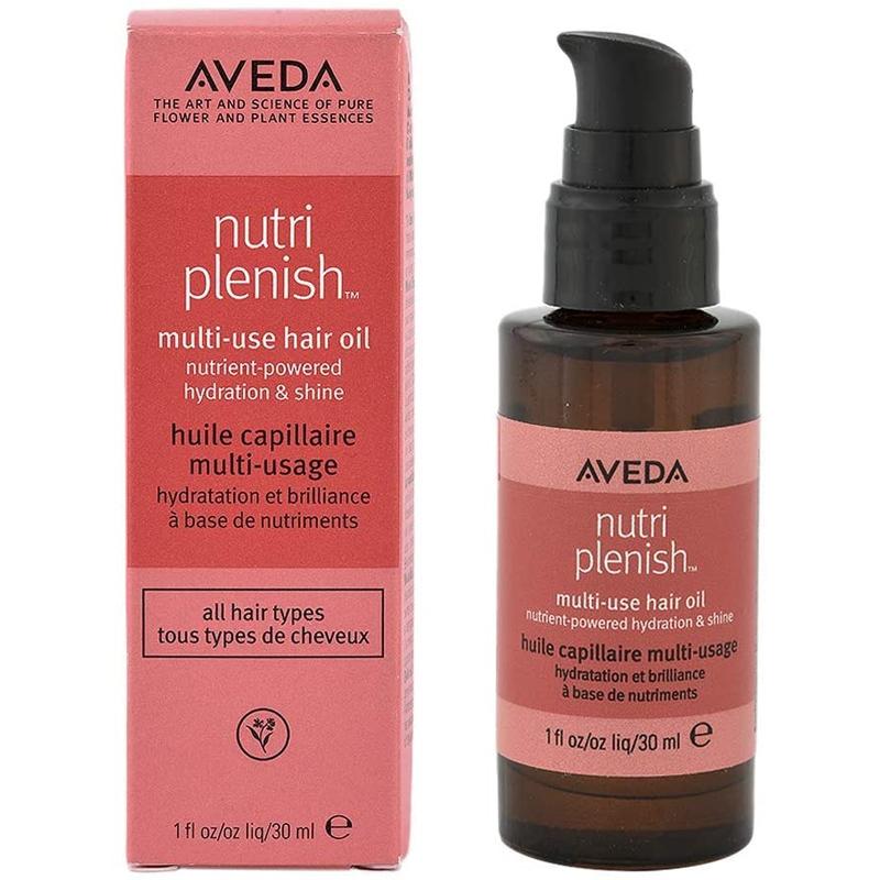 Aceite para el pelo Nutri Plenish multi-usos de Aveda.