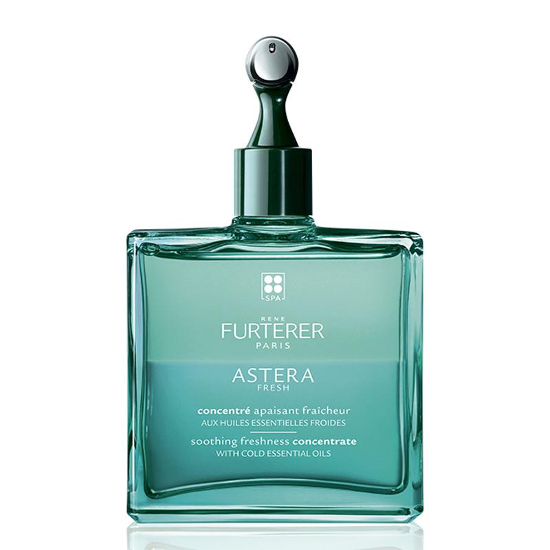 Concentrado Astera Fresh de René Furterer para el cuero cabelludo estresado.
