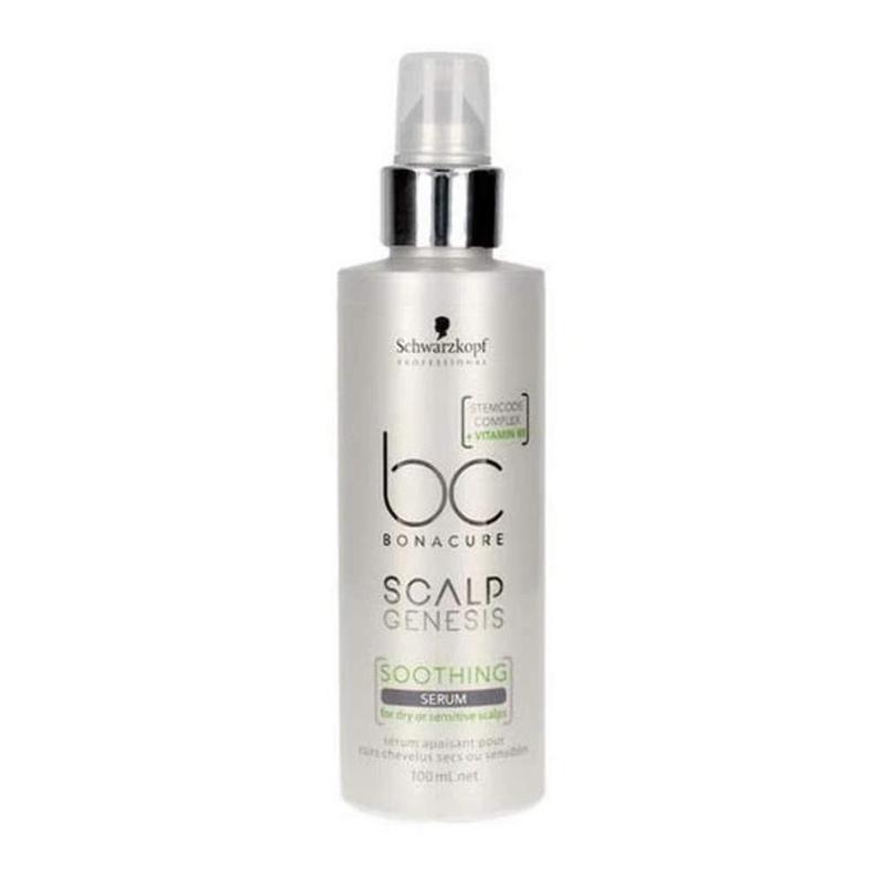 Sérum calmante para el cuero cabelludo estresado BC Bonacure Scalpa Genenis de Schwarzkopf.