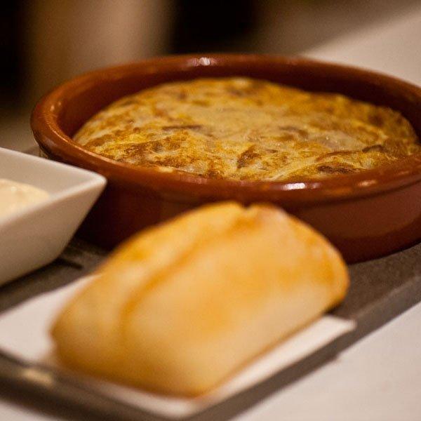 Tortilla de Las Tortillas de Gabino