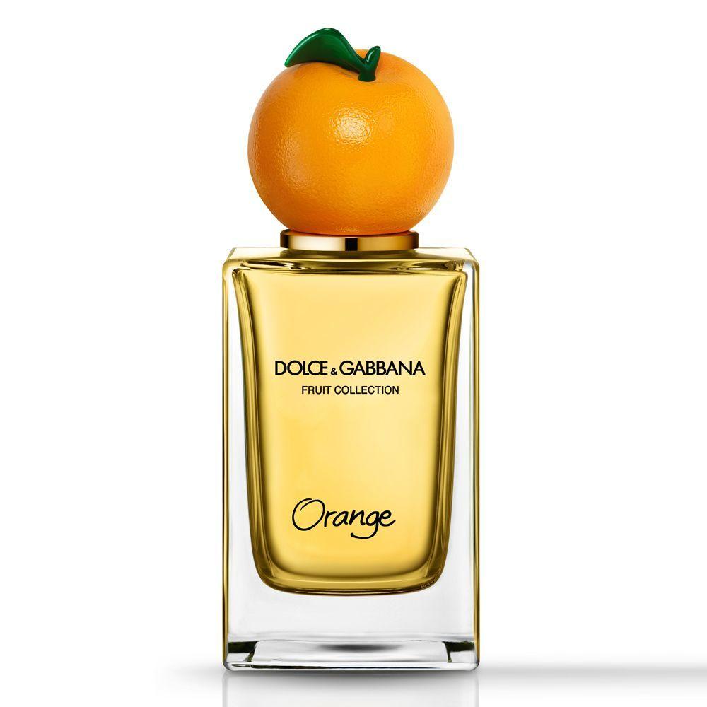 Perfume Orange Fruit Collection de Dolce & Gabbana.