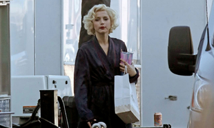Ana de Armas en Blonde