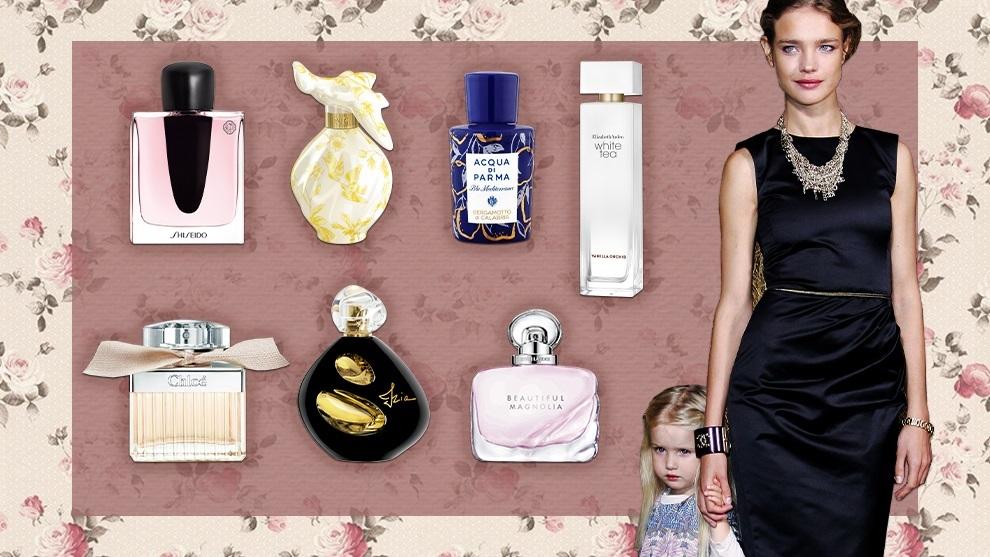 Fragancias frescas, clásicas, cítricas, con aromas florales... Para el Día de la Madre