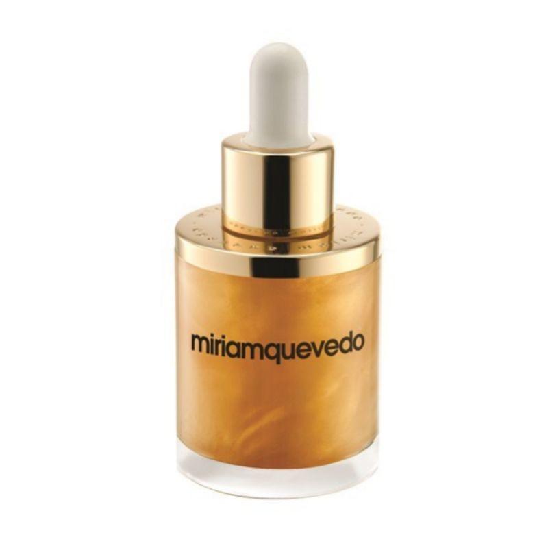 The sublime gold oil de Miriam Quevedo para desenredar el cabello
