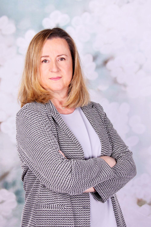 Luisa Pérez, responsable de formación de Johnson & Johnson.