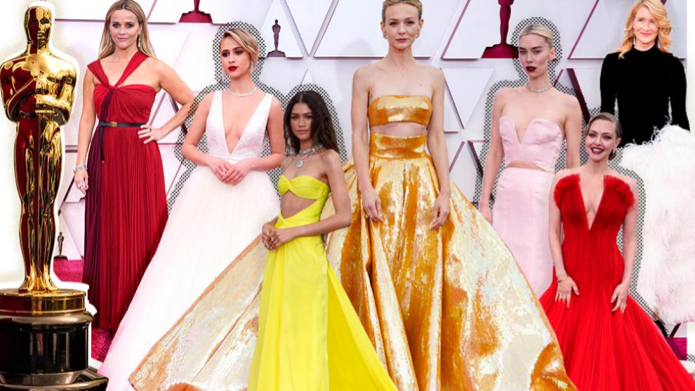 La 93 edición de los Oscar foto a foto.