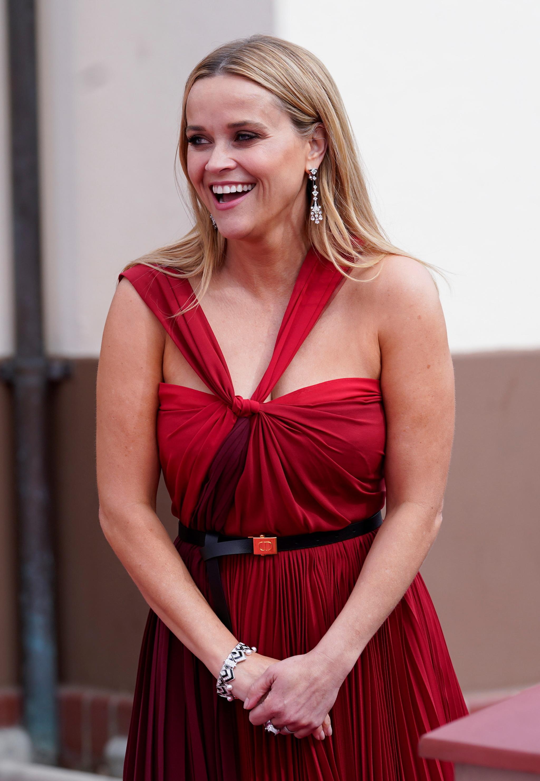 Las joyas de Reese Whiterspoon.