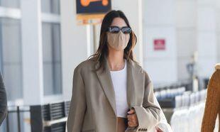 La modelo Kendall Jenner en Nueva York